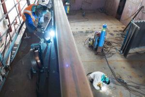 Construction d'un bateau : Les différentes étapes et métiers concernés