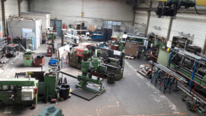 Machines-outils chaudronnerie / mécanique